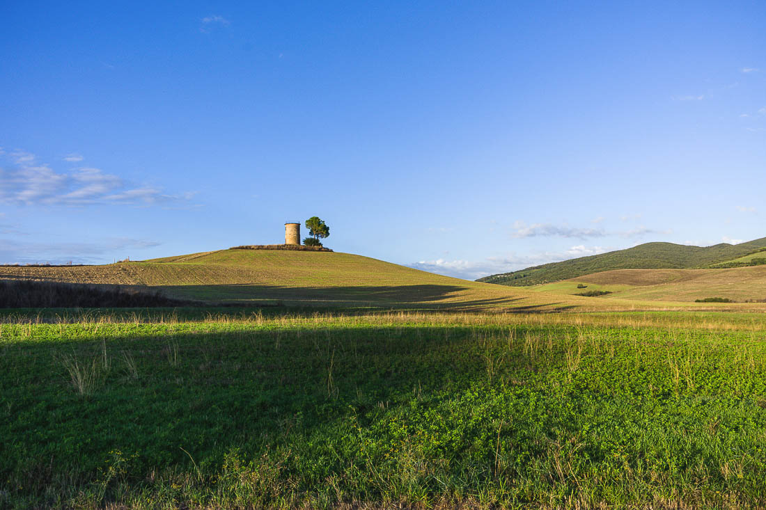 Countryside, Bibbona, Tuscany