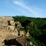 Several vacation days in borgo di Sorano