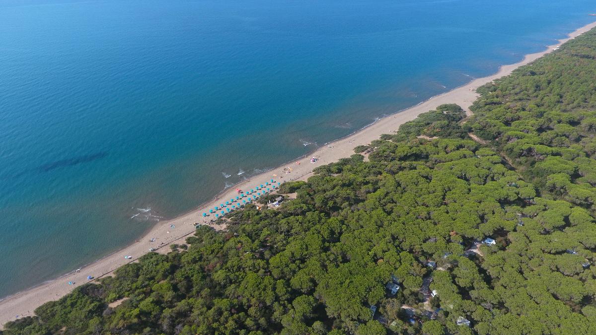 Spiaggia del Maremma Sans Souci