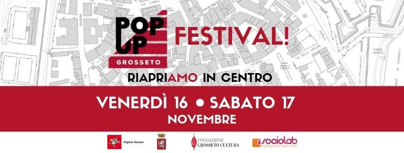 Pop Up Festival Grosseto