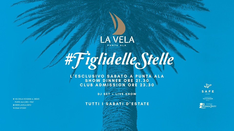 Sabato #FiglidelleStelle