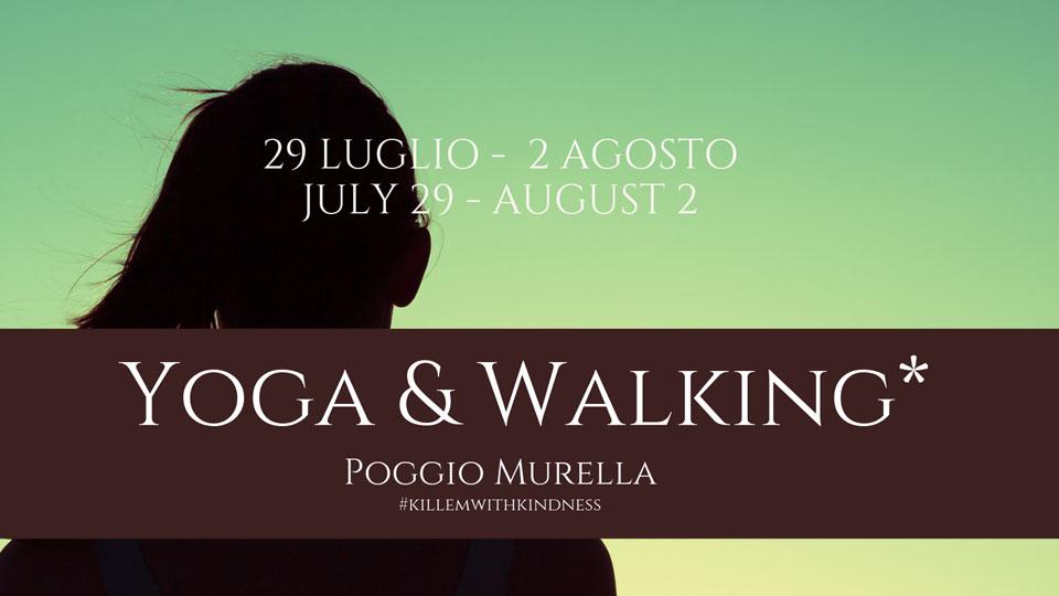 Yoga & Walking