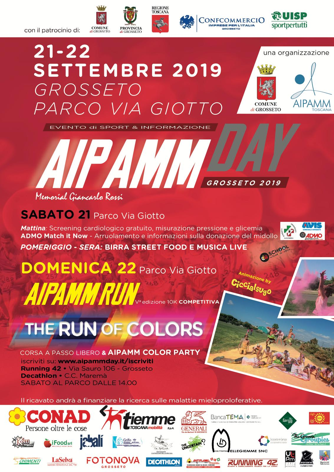 AIPAMM DAY 2019 | Grosseto