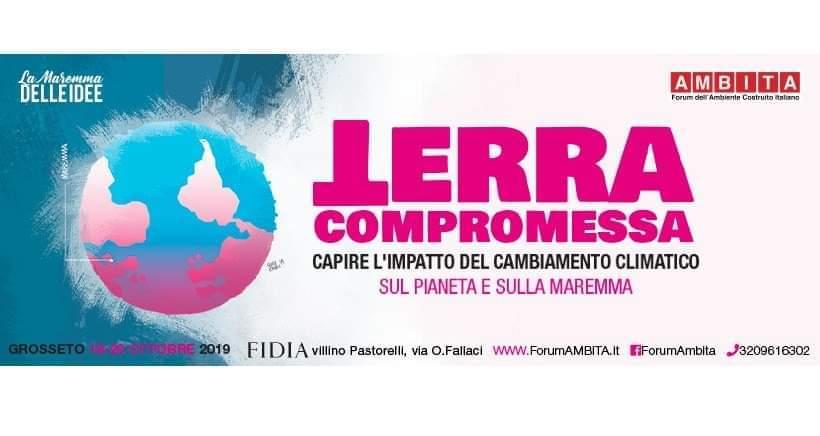 Forum AMBITA. Terra Compromessa | Grosseto