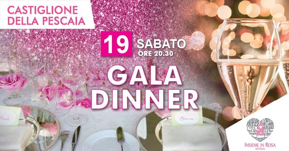Insieme in Rosa, Gala Dinner | Castiglione della Pescaia