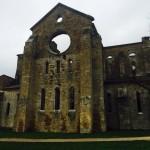 Die San Galgano Abtei