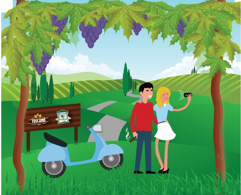 Open Wineries 2016: a week end full of wine, vespas and cigars.
