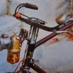 """A Castiglione la bici è d'epoca, con la """"Maremmana"""""""