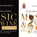 XXVII Festival Internazionale Music & Wine 2017