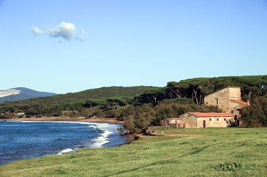 Golfo di Baratti, Toscana
