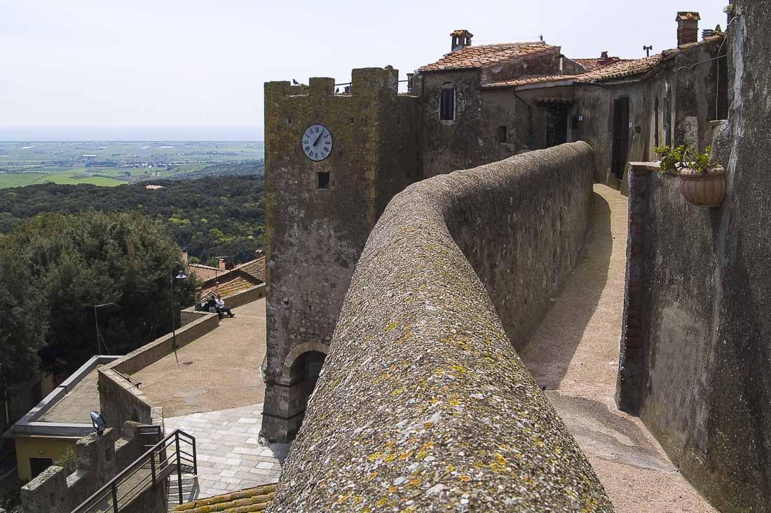 Capalbio - Castello