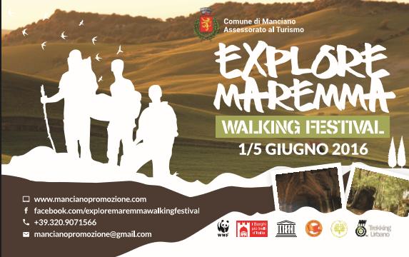 Explore Maremma Walking Festival