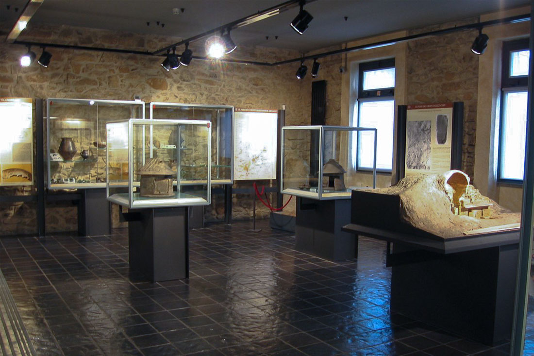 Archeological Museum Isidoro Falchi