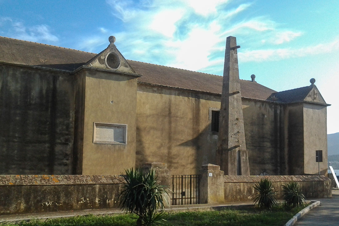 Archeological Museum Ex-Polveriera Guzman