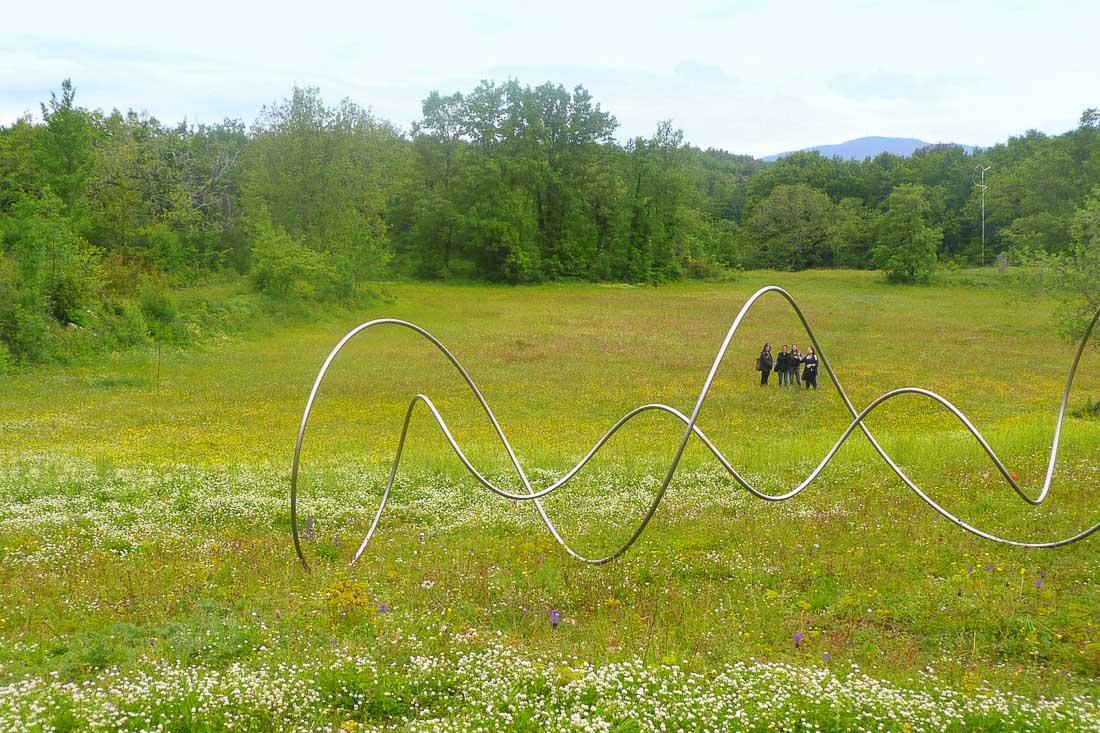 Paul Fuchs Garden of sounds