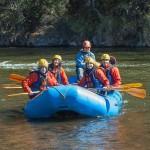 Soft rafting sull'Ombrone: una nuova avventura per gli studenti toscani