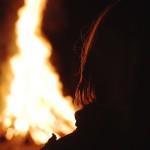 Santa Caterina e l'antico rito del fuoco